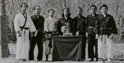 Maestri fondatori del Viet Vo Dao